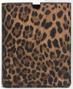 Dolce & Gabbana Ipad Case.
