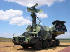 4К51 Rubezh Self-Propelled Coastal Anti-Ship Missile System (Russia)