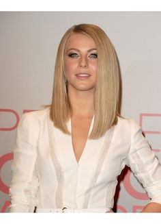 Light Blonde Straight Cut Hairstyle -----most fashion and popular in 2013