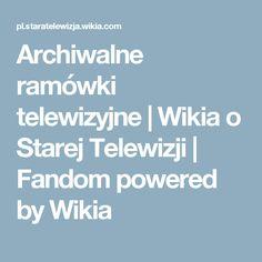 Archiwalne ramówki telewizyjne | Wikia o Starej Telewizji | Fandom powered by Wikia