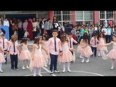 """23 Nisan gösterisi 1-B 1-C sınıfı """"Bangır Bangır"""" ( SAADET ONART İLKOKULU ) - YouTube"""