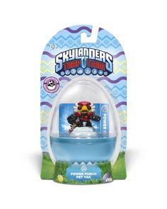 Skylanders Trap Team Mini Power Punch Pet Vack Character Pack - Easter 2015