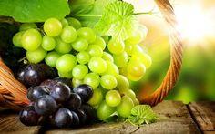 uvas negras y blancas El mejor antiedad: aceite de semillas de uva