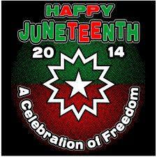 #Juneteenth is a celebration of the end of slavery which originated in Galveston, Texas in 1865. Happy #Juneteenth2014 http://SingleMomsSucceeding.com