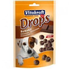 Una golosina deliciosa y nutritiva, con tentador sabor a chocolate. Enriquecida con vitaminas A, D3, E y C para potenciar la salud de tu perro. Son unas golosinas perfectas como recompensas durante el adiestramiento o simplemente como un exquisito snacks para darlo en cualquier ocasión.