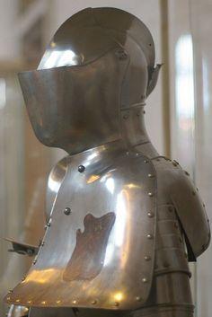 Jousting helmet    Germany (Augsburg). ~1590.