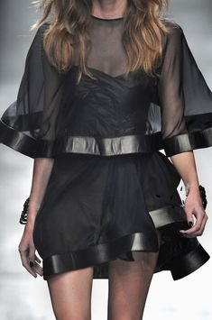 Valentino- very fun and kinda out there....I would wear it