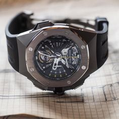 The epic Audemars Piguet Supersonnerie.
