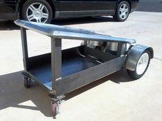 Welder Cart - 2 Cylinder