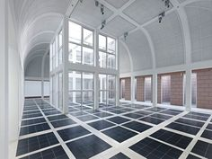DAM, the very first architecture museum in Europe, opened in It stages changing exhibitions devoted to national and international architecture and urba. German Architecture, Space Museum, Postmodernism, Exterior, Interior Design, Building, Thesis, Inspiration, Cities