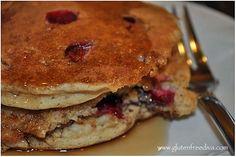 Gluten Free Multi-Grain Pancakes