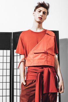 3 Paradis 2016 Fall Winter Collection via @hypebeast | #canadianfashion | 2016 Canadian Arts and Fashion Awards #CAFAS | 2016 Swarovski Emerging Talent Award for Fashion Design Nominee