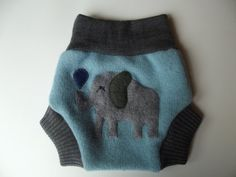 Hey, I found this really awesome Etsy listing at https://www.etsy.com/listing/104445777/wool-diaper-cover-soaker-elephant-with