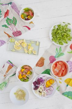 SUMMER CITRUS SALAD RECIPE