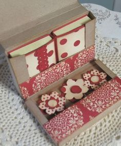 All Occasions Double Gift Box - inside