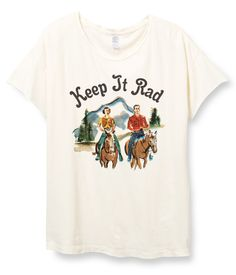 6a689391215 Camping Gear Long Sleeve Tee. See more.  The K-I-R  Pullover - Ivory  Vintage Tees
