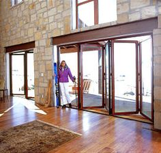 Patio doors connect home, yard : 'Renovation Solutions' Articles : Renovation Design Group Renovation Design, Home, Renovations, Modern Door, Connected Home, Outdoor Rooms, House, Modern Patio, Happy House