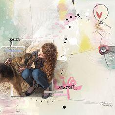 Oscraps.com :: Shop by Designer :: Anna Aspnes Designs :: ArtPlay Palette Happy Life