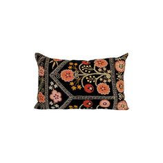 VINTAGE SUZANI PILLOWS   pillows   accessories   Jayson Home & Garden found on Polyvore featuring polyvore, home, home decor, throw pillows, pillows, almofadas, decor, interior, jayson home and suzani throw pillows