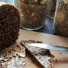 Rezept Schwarzbrot im Weckglas von sabri - Rezept der Kategorie Brot & Brötchen