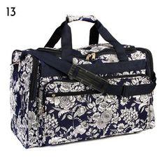 d9c0017c1de7 Cute Print Weekender Duffel Bags in assorted styles are 60% off today!