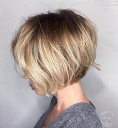 51 Jagged Short Bob for Thin Hair A chinlength bob always makes a statement thanks to its unequivocally bold style. You can spruce up your bob hairstyle for fine hair with light layers and a touch of beach waves. The boost of texture fills out the crop giving it beautiful body. The messy undone cut Bob Haircut For Fine Hair, Bob Hairstyles For Fine Hair, Hairstyles Haircuts, Wedding Hairstyles, Medium Hairstyles, Braided Hairstyles, Men's Hairstyle, Formal Hairstyles, Latest Hairstyles