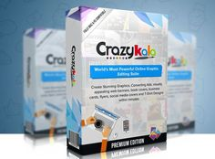CrazyKala Review  Create Professional High Converting Graphic For Your Marketing Needs In Less Than 2 Minutes With Drag & Drop Technology