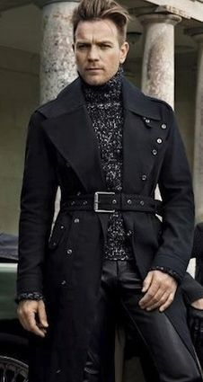 Belstaff Collection & More Luxury Details