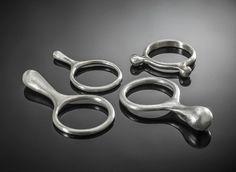 """Growing rings"" by Eva Ruzickova."