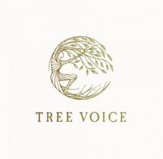 and Tree fusion - logo design for Tree Voice, a woman connected to the tre. Woman and Tree fusion - logo design for Tree Voice, a woman connected to the tre. - -Woman and Tree fusion - logo design for Tree Voice, a woman connected to the tre. Hand Drawn Logo, Hand Logo, Business Card Logo, Business Card Design, Business Marketing, Logo Massage, Branding, Logo Arbol, Tree Of Life Logo