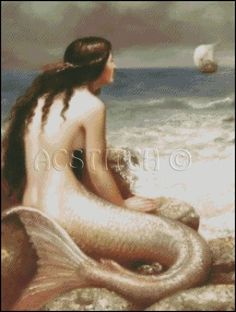 Beautiful mermaids pictures - Hot sexy mermaid pictures posts beautiful mermaid art from many different mermaid artists. Mythical Creatures, Sea Creatures, Sirens, Edward Burne Jones, Mermaid Pictures, Mermaid Images, Water Nymphs, Mermaids And Mermen, Fantasy Mermaids