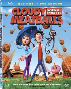 Cloudy with a Chance of Meatballs (2009)  Animation | Comedy | Family   Ratings: 7.0/10 from 42,485 users