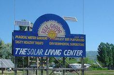 Solar Living Center, Hopland, CA