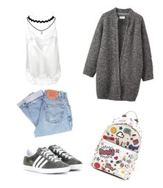 Designer Clothes, Shoes & Bags for Women Anya Hindmarch, Polyvore Fashion, Givenchy, Toast, Adidas, Shoe Bag, Clothing, Stuff To Buy, Shopping