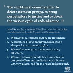 77 Best Quotable Quotes Images Quotable Quotes Ban Ki Moon