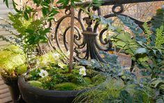 URBAN-GREEN - Un jardin à vos fenêtres, paysagiste Paris
