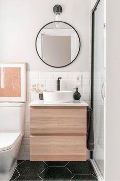Bathroom Interior Design, New Room, Sweet Home, New Homes, Room Decor, House, Furniture, Instagram, Small Shower Room
