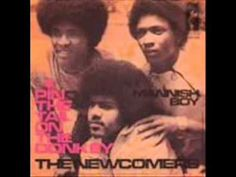 Mannish Boy-The Newcomers