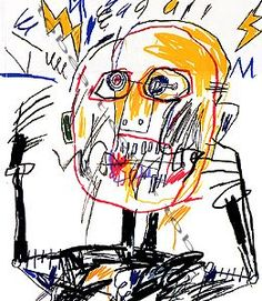 Jean-Michel BasquiatJean-Michel Basquiat ♦️More Pins Like This At FOSTERGINGER @ Pinterest
