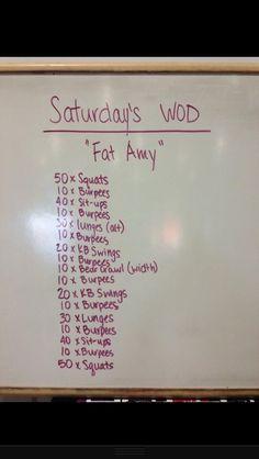 Crossfit Motivation : Description 80 Burpees plus tard . Je ne voulais p. Fitness Workouts, Fitness Motivation, At Home Workouts, Fitness Tips, Health Fitness, Health Diet, Hard Ab Workouts, Hiit Workouts Fat Burning, Rogue Fitness