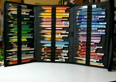 Colored Pencil Easels - Google Search