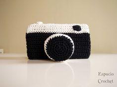 Maravillosos trabajos de crochet en Espacio Crochet. camara