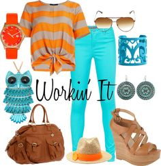 """workin' it"" by pinkgoddess101 ❤ liked on Polyvore"