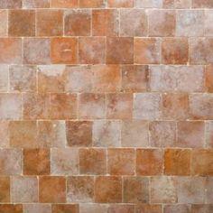 antique terra cotta tile