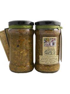 Eggplant feta cheese basil and ouzo paste Greek Recipes, Eggplant, Feta, Basil, Mason Jars, Greece, Products, Mason Jar, Greek Food Recipes