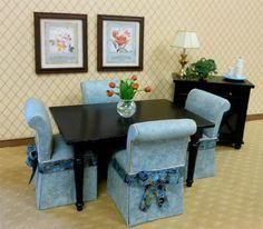 Superbe Miniature Dining Room Furniture | Leeu0027s Line | In Miniature