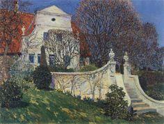 Der Barkenhoff - Heinrich Vogeler  1904