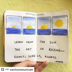 RISE AND SHINE. This is a call to all of our fellow entrepreneurs the practitioners in private practice the soon to be graduates and those who want to. Wreck This Journal, Bullet Journal Ideas Pages, My Journal, Bullet Journal Inspiration, Art Journal Pages, Art Journals, Drawing Quotes, Art Quotes, Kunstjournal Inspiration