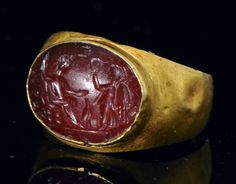 french liberty intaglio rings - Google Search