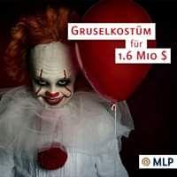 Süßes oder Saures? Heute ist HALLOWEEN 👹 Wusstet Ihr, dass das teuerste Kostüm 1,6 Mio $ kostete? Ob dies wohl Der Beitrag Süßes oder Saures? Heute ist HALLOWEEN  Wusstet Ihr, dass das teuerste Kostüm 1,6 Mio $ kostete? Ob erschien zuerst auf Banken in Deutschland. Mlp, Joker, Halloween, Fictional Characters, Trick Or Treat, Most Expensive, Knowledge, Germany, Jokers